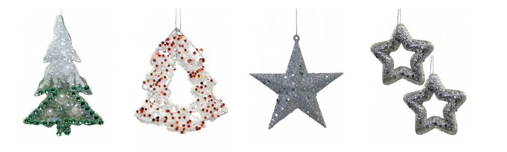 Christmas Sparkles Starting From $1.50