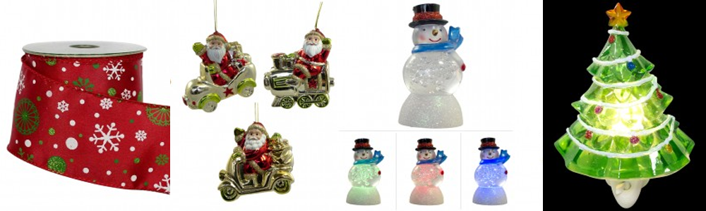 Christmas Decorating Accessories Starting $2