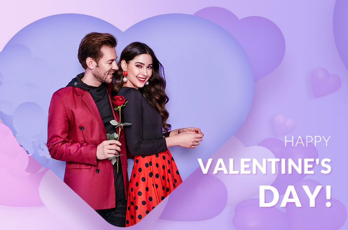 Valentine Day Sale Collection by Fresh Soul Clothing - Up to 40% Off