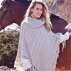 Winter Ponchos for Women - Up to 37% Off