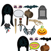 Halloween Booth Props Collection Starting $7.99