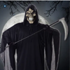 Ghosts and Grim Reapers Costumes and Accessories for Halloween Days Starting $3.00