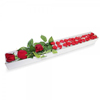 11% Off  Red Roses and Chocolate Hearts Gift for Fathers Day