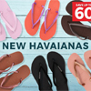 Havaianas Footwear for Spring - Up to 60% Off
