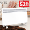 Panel Heater for Winter - Up to 52% Off