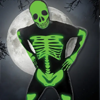 Skeleton Costumes and Accessories for Halloween Day Starting $3.99