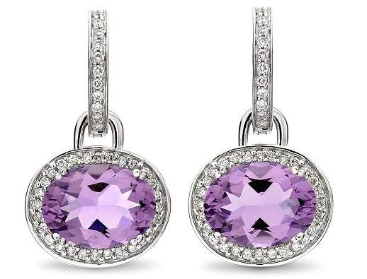 Diamond Earring Starting $109 for Valentine Day
