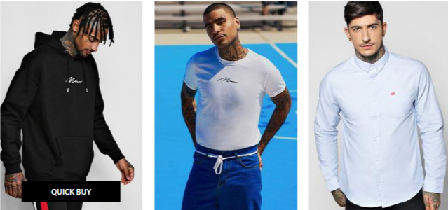 Men Clothing and Accessories Sale for Spring - Up to 50% Off
