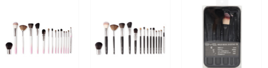 Brush Set Online Sale for Valentine Day- Up to 73% Off