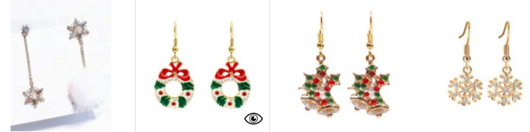 Christmas Jewelry Collection Start as low as $5.65