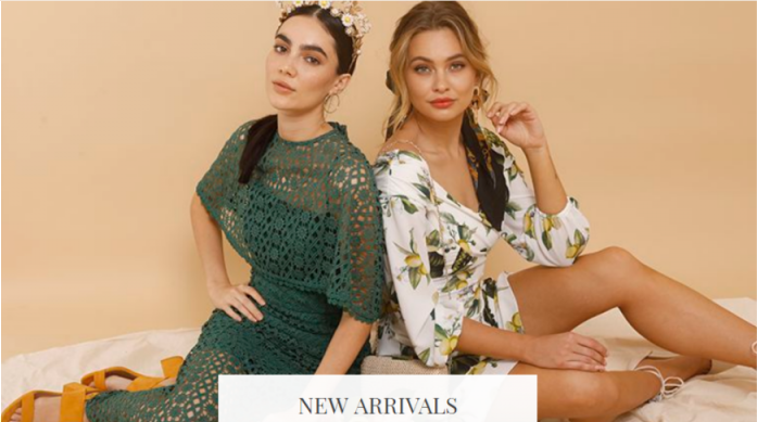 Clearance Day New Dresses Rental Collection Starting $50