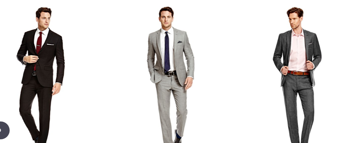 Men Luxury Suits Collection For Valentine Day - Up to 60% Off