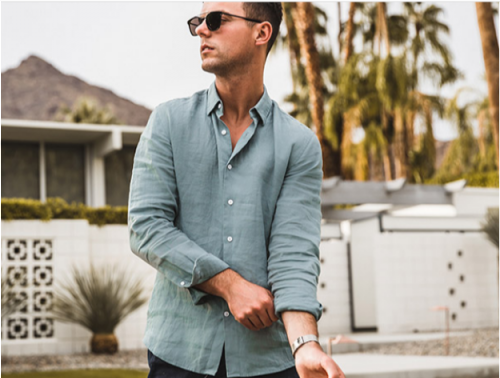 Men Clothing and Accessories on Sale for Autumn Season Starting $60