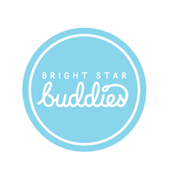 Bright Star Buddies Dog Tags and Bandanas